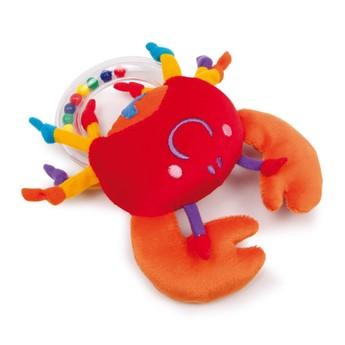 Pro nejmenší - Chrastítko Krab