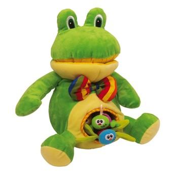 Pro nejmenší - Žába Fergie
