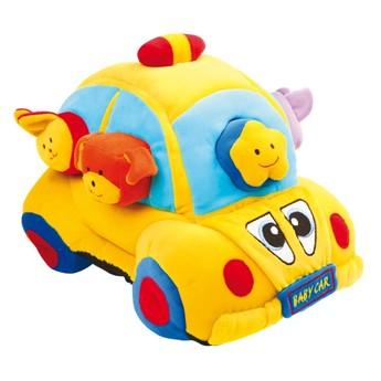 Pro nejmenší - Zasunovací auto