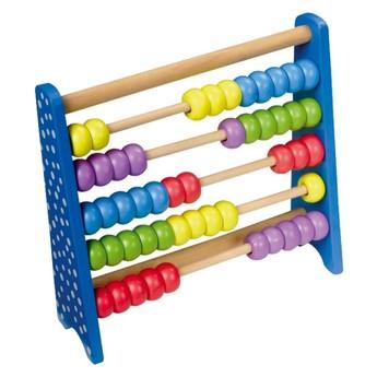Školní potřeby - Kuličkové počítadlo barevné
