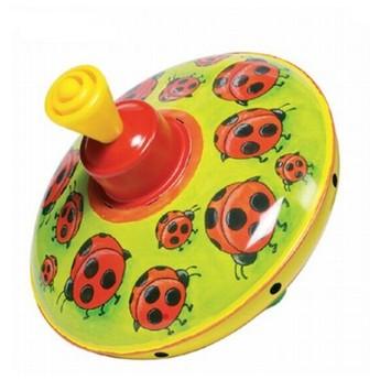 Plechové hračky - Káča - Berušky