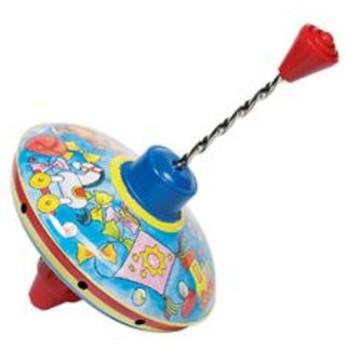 Plechové hračky - Káča - Dětský vzor