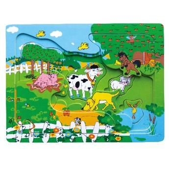 Puzzle - Puzzle multi - farma