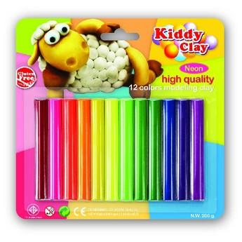 Výtvarné a kreativní hračky - Modelovací hmota 12 barev