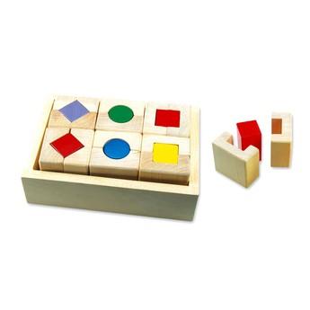 Motorické a didaktické hračky - Poznej tvary - Formen Quatro
