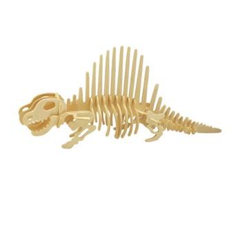 3D Puzzle - Dimetrodon