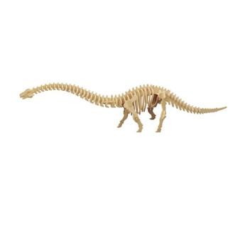 3D Puzzle - Diplodocus