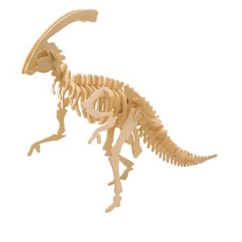 Puzzle - 3D Puzzle - Parasaurolophus