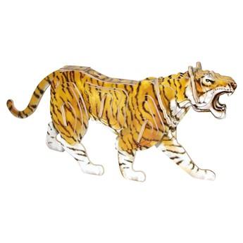 Puzzle - 3D Puzzle - Tygr II
