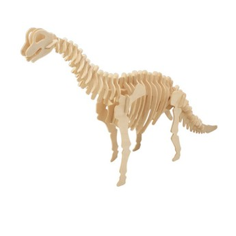 Puzzle - 3D Puzzle - Brachiosaurus