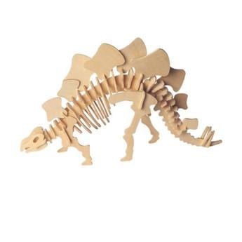 Puzzle - 3D Puzzle - Stegosaurus