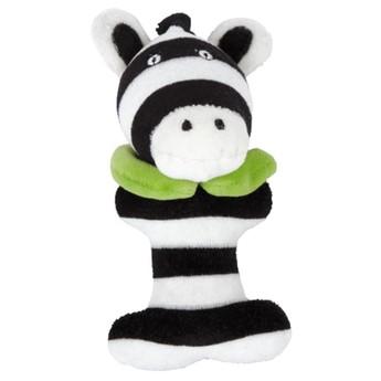 Pro nejmenší - Chrastítko Zebra