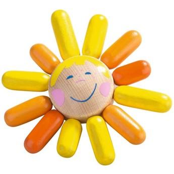 Pro nejmenší - Hračky do ručičky Sluníčko