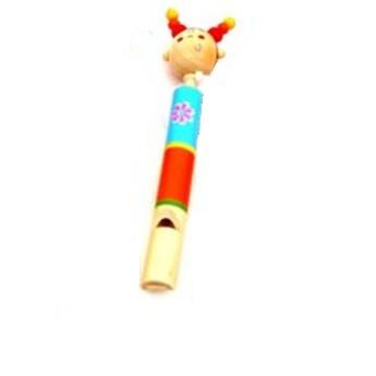 Dětské hudební nástroje - Dřevěná píšťalka - Pipi
