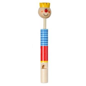 Dětské hudební nástroje - Dřevěná píšťalka - Princ