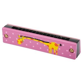 Foukací harmonika Žirafa