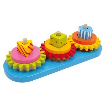 Motorické a didaktické hračky - Ozubená kola