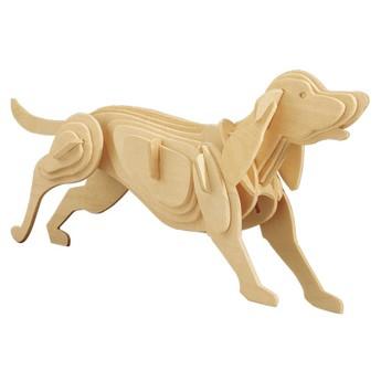 Puzzle - 3D Puzzle - Pes