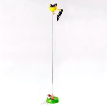 Motorické a didaktické hračky - Datel na tyči a mláďata v hnízdě