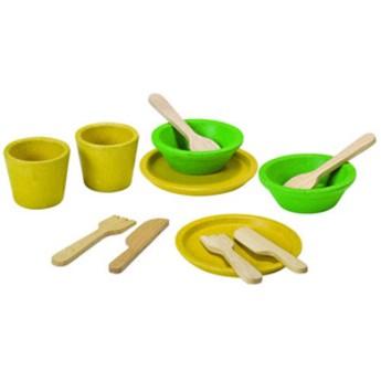 Pro holky - Dětské nádobíčko - sada talířů