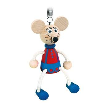 Dětský pokojíček - Myš na pružině II