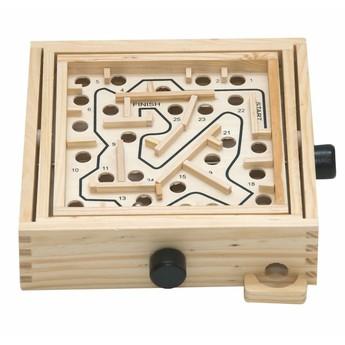 Motorické a didaktické hračky - Naklápěcí labyrint vyměnitelné plochy