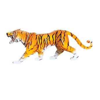 Puzzle - 3D Puzzle - Tygr