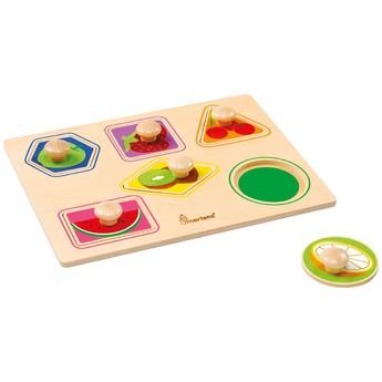 Puzzle - Vkládací puzzle tvary