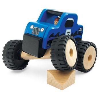 Pro kluky - Dřevěný teréňák