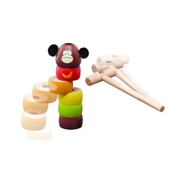 Hry a hlavolamy - Klepni opici