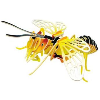 3D Puzzle - Včela