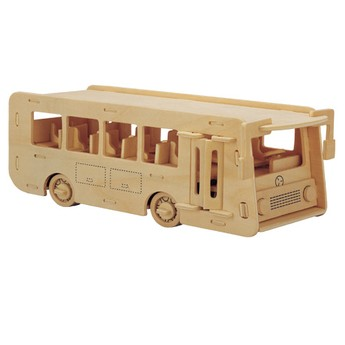 3D Puzzle - Autobus