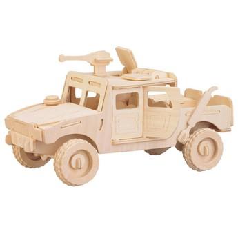 3D Puzzle - Bojové vozidlo