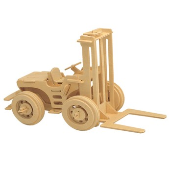 3D Puzzle - Vysokozdvižný vozík II