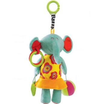 Pro nejmenší - Taf Toys punková slonice