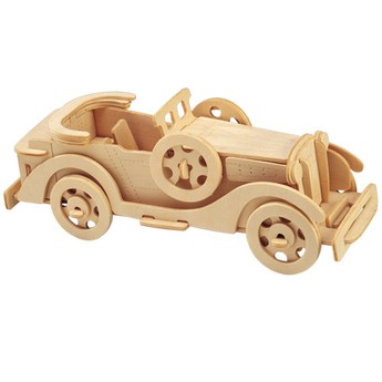 Puzzle - 3D Puzzle - Packard Twelve Car