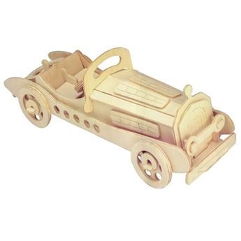 Puzzle - 3D Puzzle - Mercedes SLK