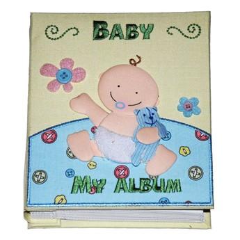 Dětský pokojíček - Dětské fotoalbum Miminko