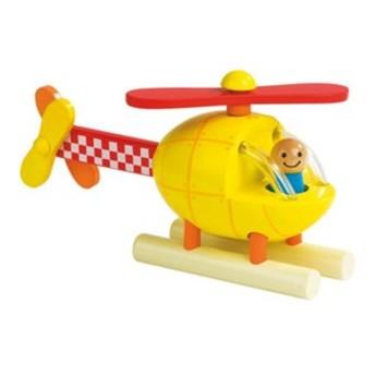 Pro kluky - Magnetická helikoptéra