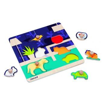 Puzzle - Puzzle Domácí mazlíčci