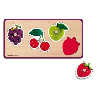 Puzzle - Vkládací puzzle - Ovoce