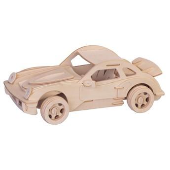 Puzzle - 3D Puzzle - Velké Porsche