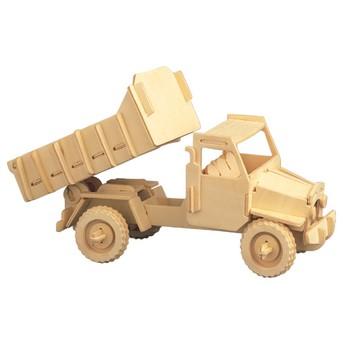 Puzzle - 3D Puzzle - Nákladní automobil