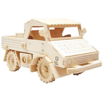 3D Puzzle - Nákladní automobil