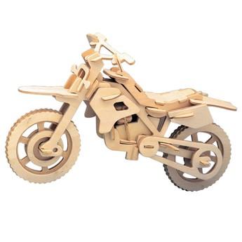 Puzzle - 3D Puzzle - Terénní motorka