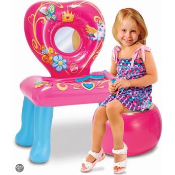 Pro nejmenší - Nafukovací toaletka Malá princezna