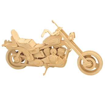 Puzzle - 3D Puzzle - Motorka Harley - Davidson II