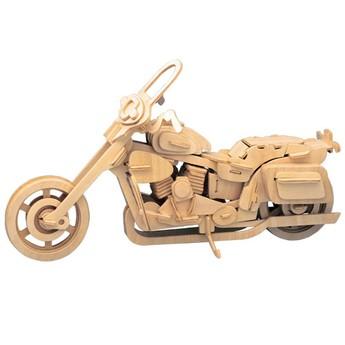 Puzzle - 3D Puzzle - Motorka Harley - Davidson