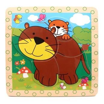 Puzzle - Mini puzzle Kočky