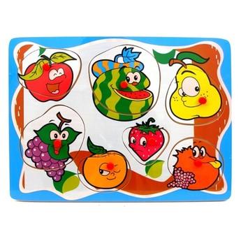 Puzzle - Puzzle Učíme se ovoce